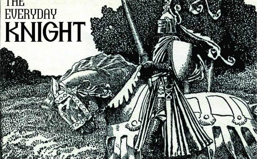 Miles and the Knight - An SCA Knights Tale